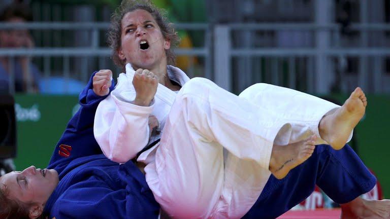 پارتو آرژانتینی، نخستین طلایی جودو المپیک