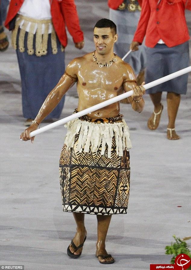 تنها ورزشکار کشور تانگو چهکاره است؟