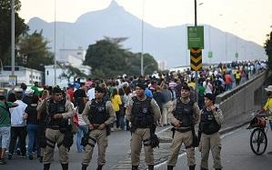مشکلات امنیتی در ریو بیداد می کند!