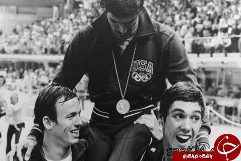 تصاویر/ المپیک در گذر زمان