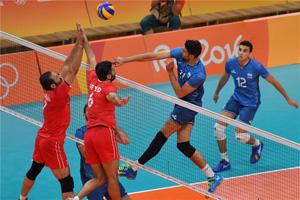 ایران صفر -  آرژانتین 2 / ست اول و دوم به یاران ولاسکو رسید