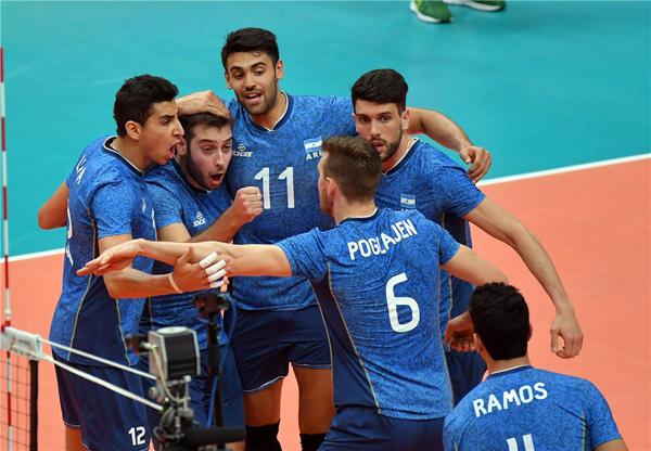 ایران صفر - آرژانتین 3 / ناکامی والیبالیستها در گام نخست
