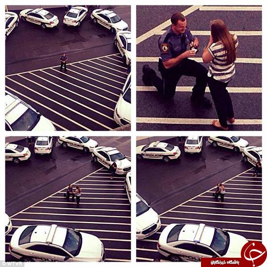 افسر پليس رمانتيک +تصاوير