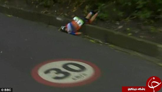 عکسهایی از حادثه المپیکی