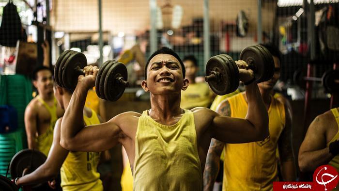 شلوغ ترین زندان جهان در فیلیپین+تصاویر