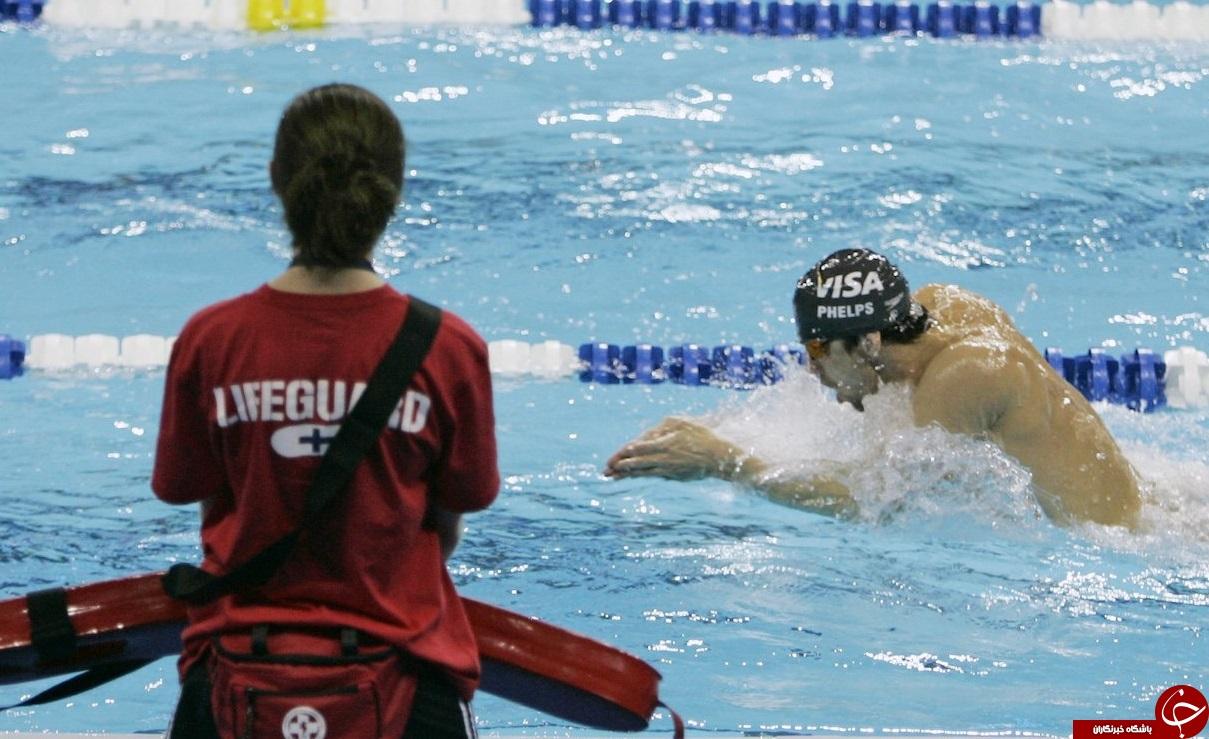 کسل کننده ترین کار در المپیک ریو + عکس