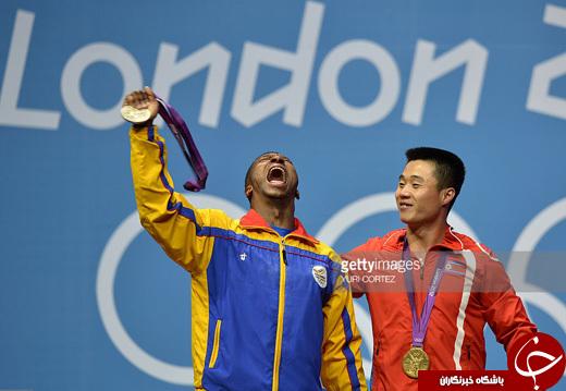 مردی که بدون دست قهرمان وزنهبرداری المپیک شد