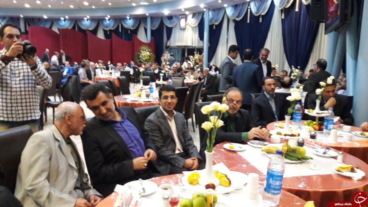حضور چهره ها در مراسم ازدواج دختر رحیمی + تصاویر