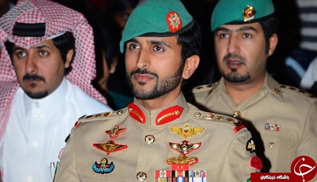 شاهزاده بحرینی در صفوف داعش+ تصاویر