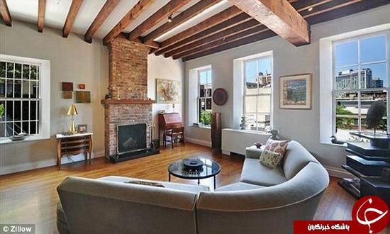 خانه یک بازیگر مشهور چقدر می ارزد؟ + تصاویر