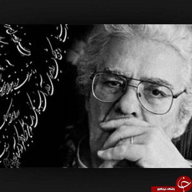 درگذشت احمد شاملو، متخلص به الف. بامداد+تصاویر