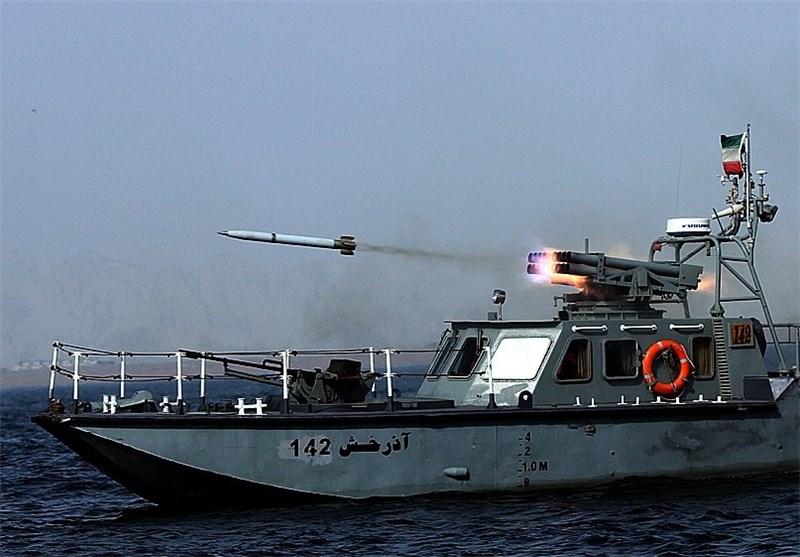 نیروی دریایی سپاه کابوس دزدان دریایی/ اشک تفنگداران آمریکایی در مقابل تکاوران ندسا+تصاویر