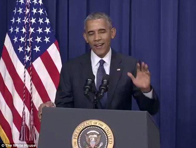 درد دل خانوادگی اوباما در میان بحث جدی حمله مونیخ!