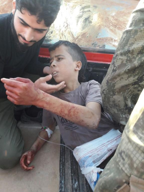باشگاه خبرنگاران - دلخراشترین جنایت تروریستها علیه کودک 11 ساله به جرم عضویت در
