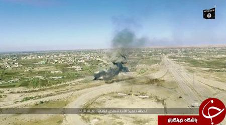 حضور رئیس جمهور ایران در فیلم جدید داعش/ نمایش جنایات تروریستها برای گسترش وحشت عمومی+ تصاویر