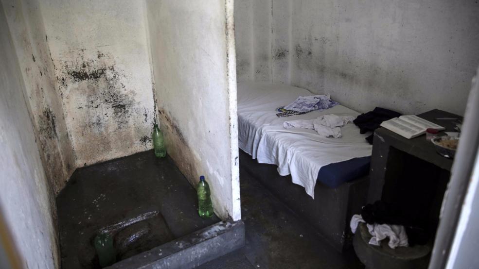 رونمایی از زندان وحشتناک ویژه بوکسور نامیبیایی!