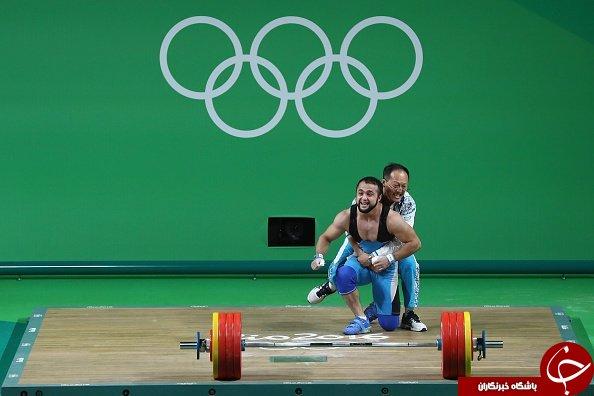 تصاویر برگزیده روز نهم المپیک ریو 2016