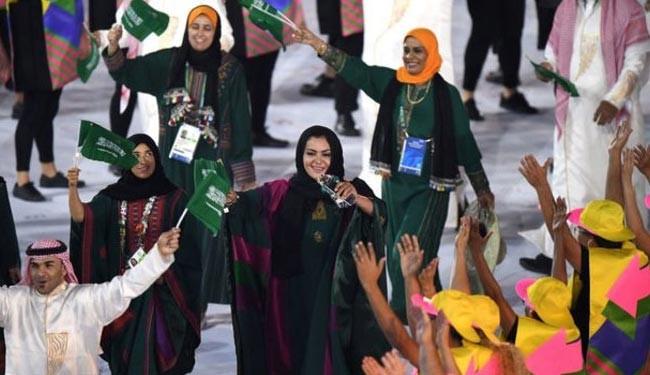 رسوایی جدید برای سعودیها؛ چهار ورزشکار زن اجارهای در کاروان المپیک عربستان!
