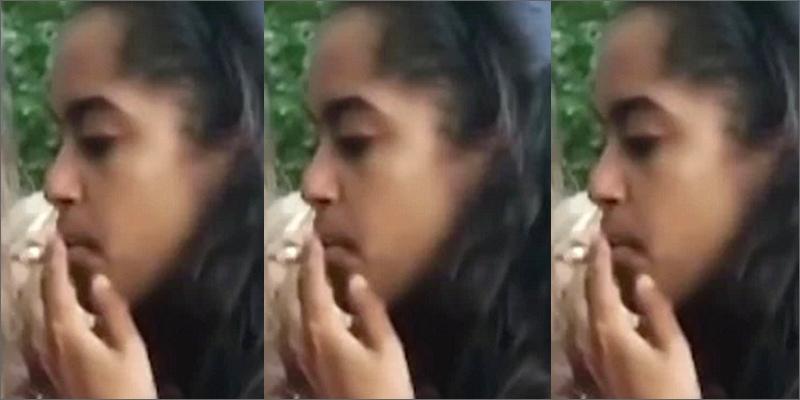 دختر بزرگ اوباما ماریجوآنا مصرف میکند!+ عکس
