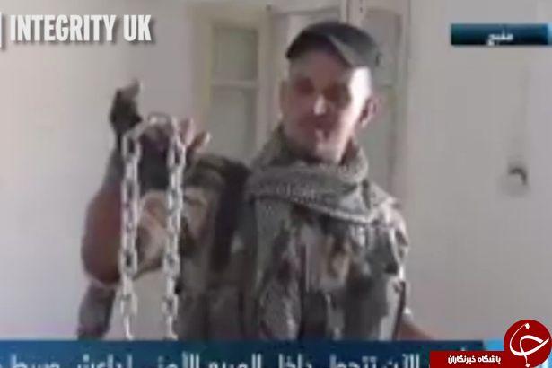 پلیس داعش زنان را به دلیل داشتن آرایش و کشیدن سیگار با زنجیر و لوله شکنجه می کند!+ تصاویر