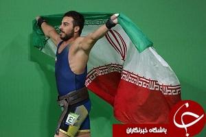 واکنش والیبالیست های ایران پس از رکوردزنی کیانوش رستمی + فیلم