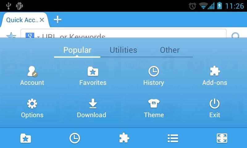 دانلود Maxthon جذابترین و زیباترین مرورگر برای گوشی و تبلت