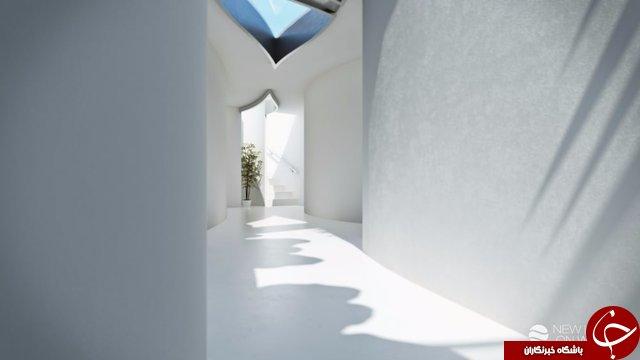 خانههای لوکس شناور در آب با قیمتهای نجومی +تصاویر