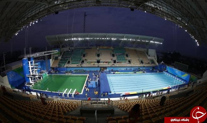 12 اتفاق عجیب در رقابتهای المپیک ریو 2016 +تصاویر
