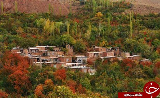 ساعتی نفس راحت بکشید در روستاهای پلکانی!