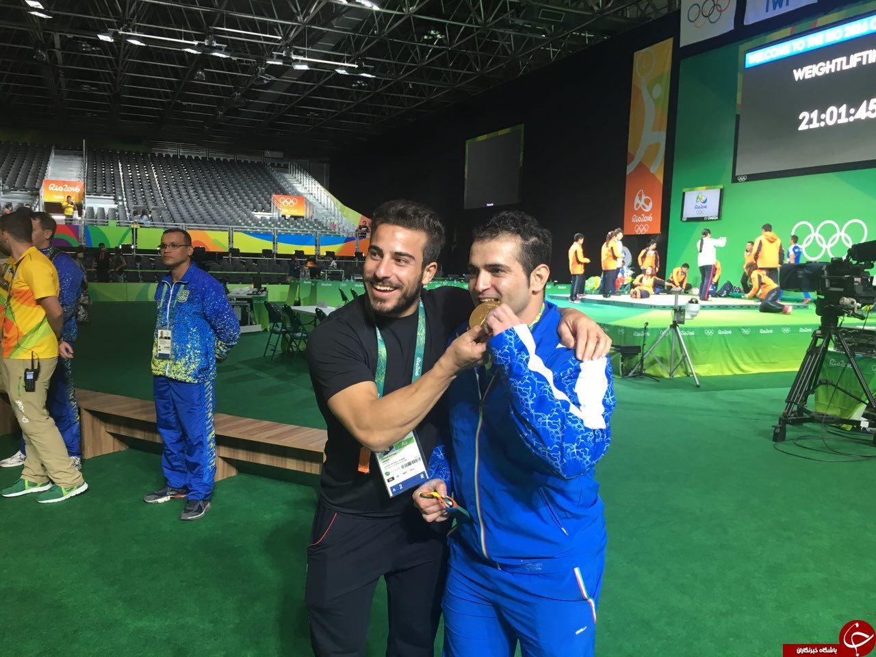 دومین مدال طلای ایران به دست آمد/پس از رستم سهراب هم طلایی شد + تصاویر و فیلم