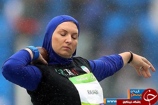 عکس/ شکار لحظه ها از ورزشکاران زن المپیک ریو