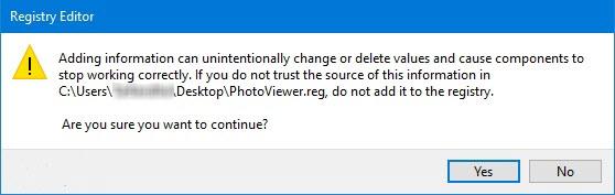 فعالسازی Windows Photo Viewer در ویندوز ۱۰ +ترفند