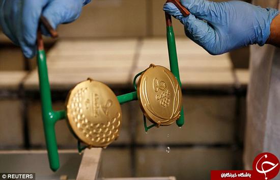 چرا ورزشکاران المپیک خود را برای طلا به زحمت نمیاندازند؟ +تصاویر