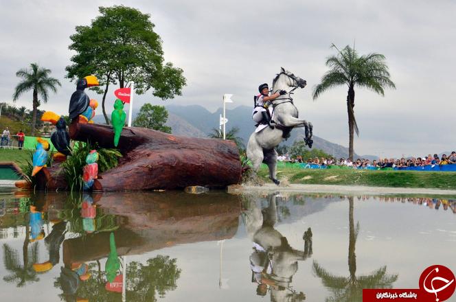 تصاویر منحصر به فرد از المپیک ریو 2016 از آغاز تاکنون