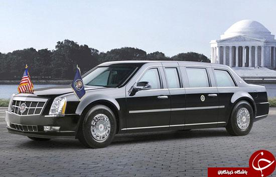افراد مطرح و سیاسی از چه اتومبیلی استفاده می کنند. +عکس دارد.