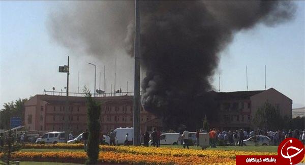 انفجار شرق ترکیه را برای بار دوم لرزاند