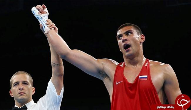 محافظ شخصی پوتین قهرمان بوکس المپیک ریو شد