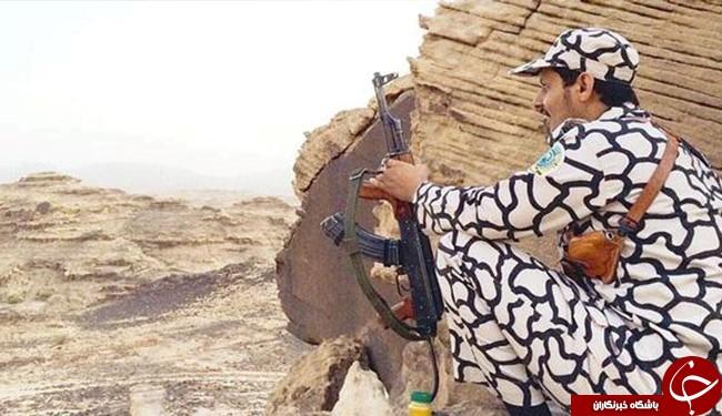 استتار احمقانه نظامیان سعودی که آنها را به کشتن می دهد+تصاویر