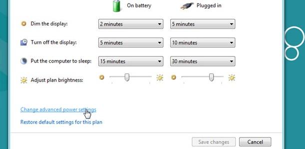 فعال یا غیرفعال کردن تنظیم نور خودکار صفحه نمایش در لپتاپ +ترفند