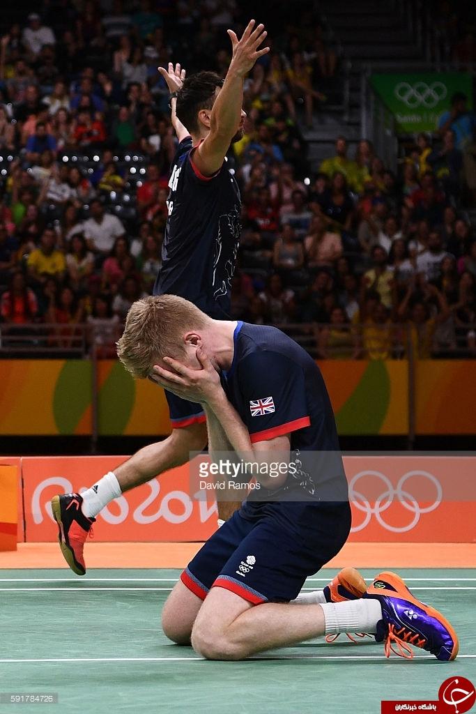 حواشی المپیک؛