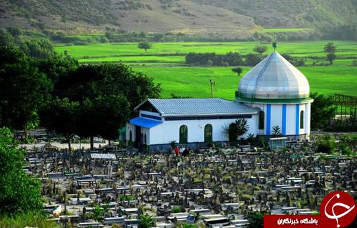 قبرستان اسرار آمیز سفید چاه