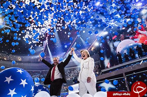 کلینتون جنگطلبتر است یا ترامپ/ آمریکا به رئیسجمهوری نیاز دارد که هیچ چیز از سیاست نداند +تصاویر