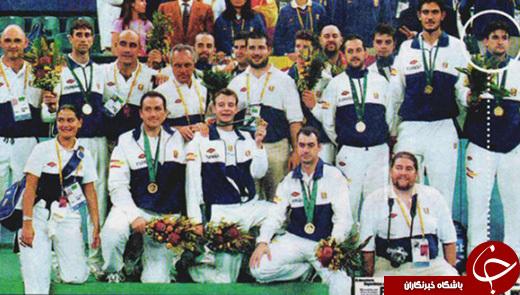 حقهبازترین ورزشکارها +عکس