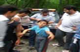 باشگاه خبرنگاران - پیدا شدن خانواده گمشده در جنگل های سیاه کلای نور