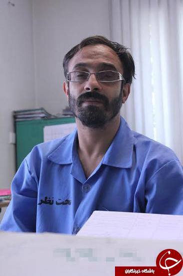 «علی موش» به تله پلیس افتاد/ مالباختگان متهم را شناسایی کنند+تصاویر