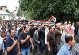 باشگاه خبرنگاران - تشییع پیکر جان باختگان واژگونی اتوبوس