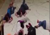 باشگاه خبرنگاران - تروریست کمانه کرده غربی حادثه آفرید + فیلم