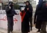 باشگاه خبرنگاران - شلاق زدن زنان به دست داعش + فیلم