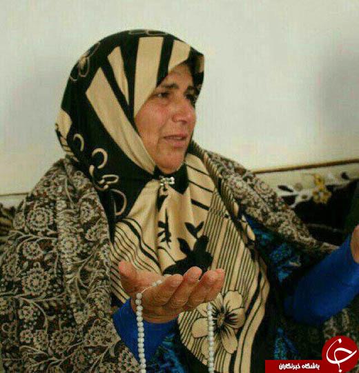 واکنش حسن یزدانی وقتی در برزیل تصویری از مادرش را دید