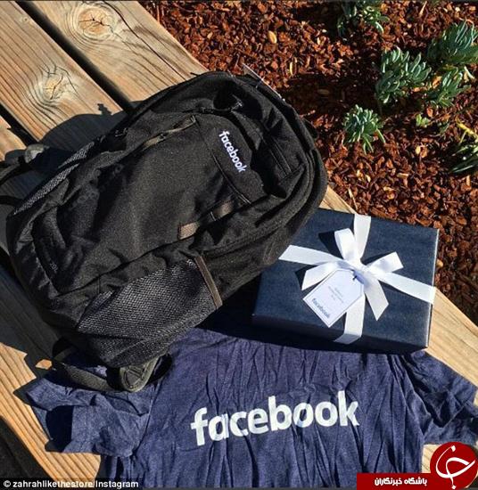 دستمزد نجومی کارآموزان فیس بوک +تصاویر
